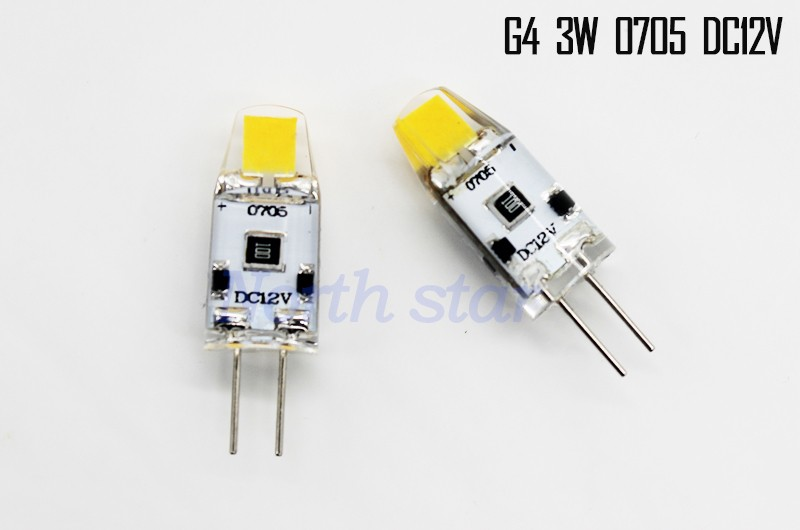 G4 3W DC12V COB 111
