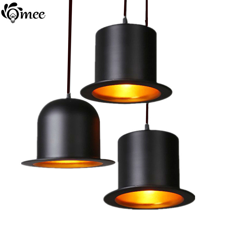 Modern Jazz Pendant Lamp Jeeves Amp Wooster Top Hat Pendant