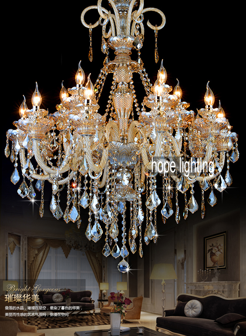 Chandelier long entranceway crystal chandeliers antique gold chandelier murano glass arms - Dining room crystal chandelier ...