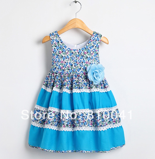 Images of Summer Dresses For Kids - Reikian