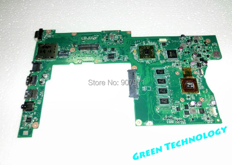 Free shipping for original Asus X401U AMD A68M laptop motherboard mainboard system board working perfect(China (Mainland))