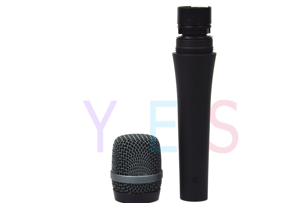 Free Shipping 10pcs/lots Top Quality E945 Dynamic Super Cardioid Karaoke Vocal Wired Microphone microfone e 945 Lead Vocal Stage