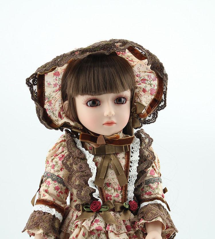 New  Princess Doll SD / BJD for sale Lifelike Vinyl  Baby Doll Toys similar as american girl doll toys for girls