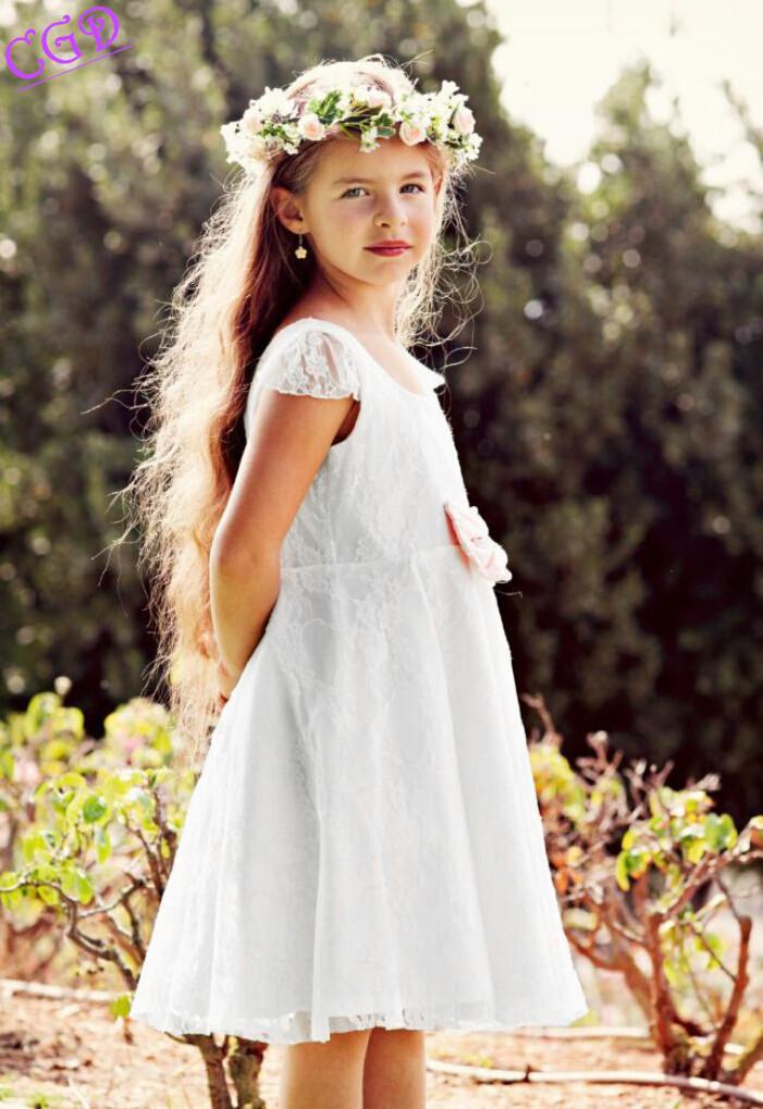 2016 Summer Children font b clothing b font Princess Dresses Baby font b Girls b font