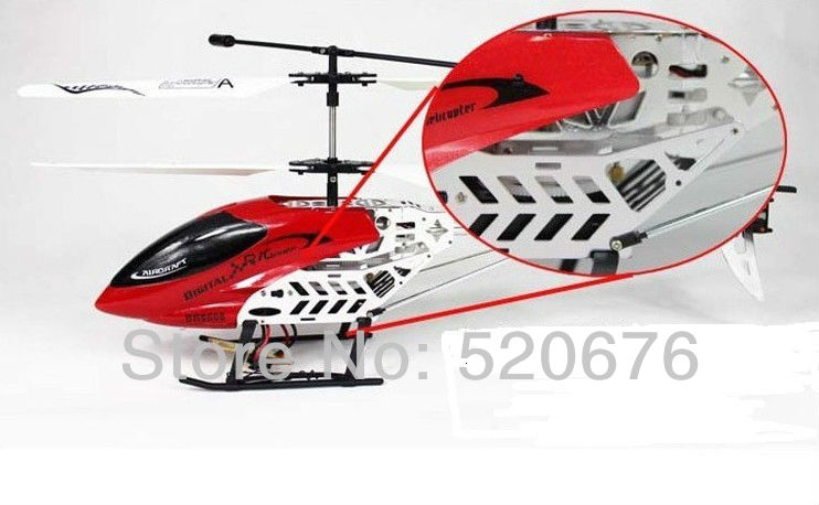 Free ShippingResistance to fall off wang chao big 47 cm remote access gyroscope edition 3.5 wireless remote control helicopter