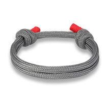 MKENDN 新着高品質編組ロープ多層サバイバルブレスレット男性トレンディシンプルな Coloful 男(China)