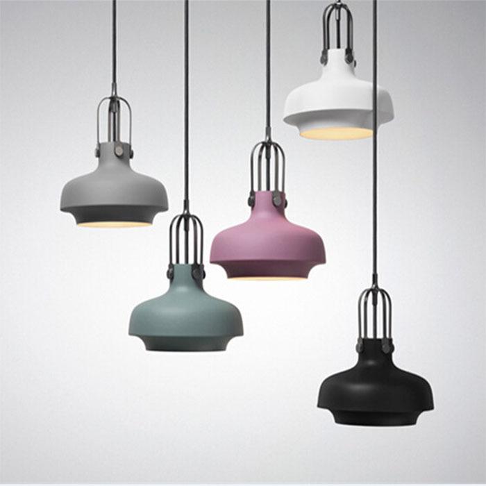 Latest Aluminium Pendant Lamp With Danish Design For Home