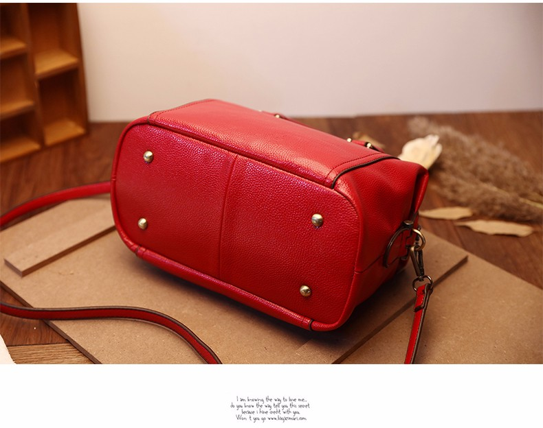 Trendy Fashion Boston Bag Women Luxury&Concise Handbag Embossed PU Occident Style Bag Ladies Designer Shoulder/Crossbody Bag