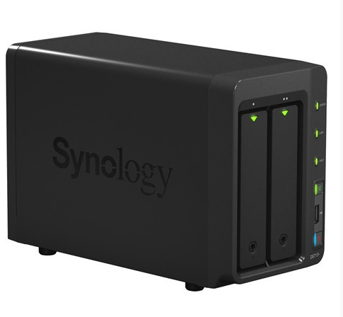Synology DiskStation DS716+ Robust & Scalable NAS Server for Business, 2-bay, network storage(China (Mainland))