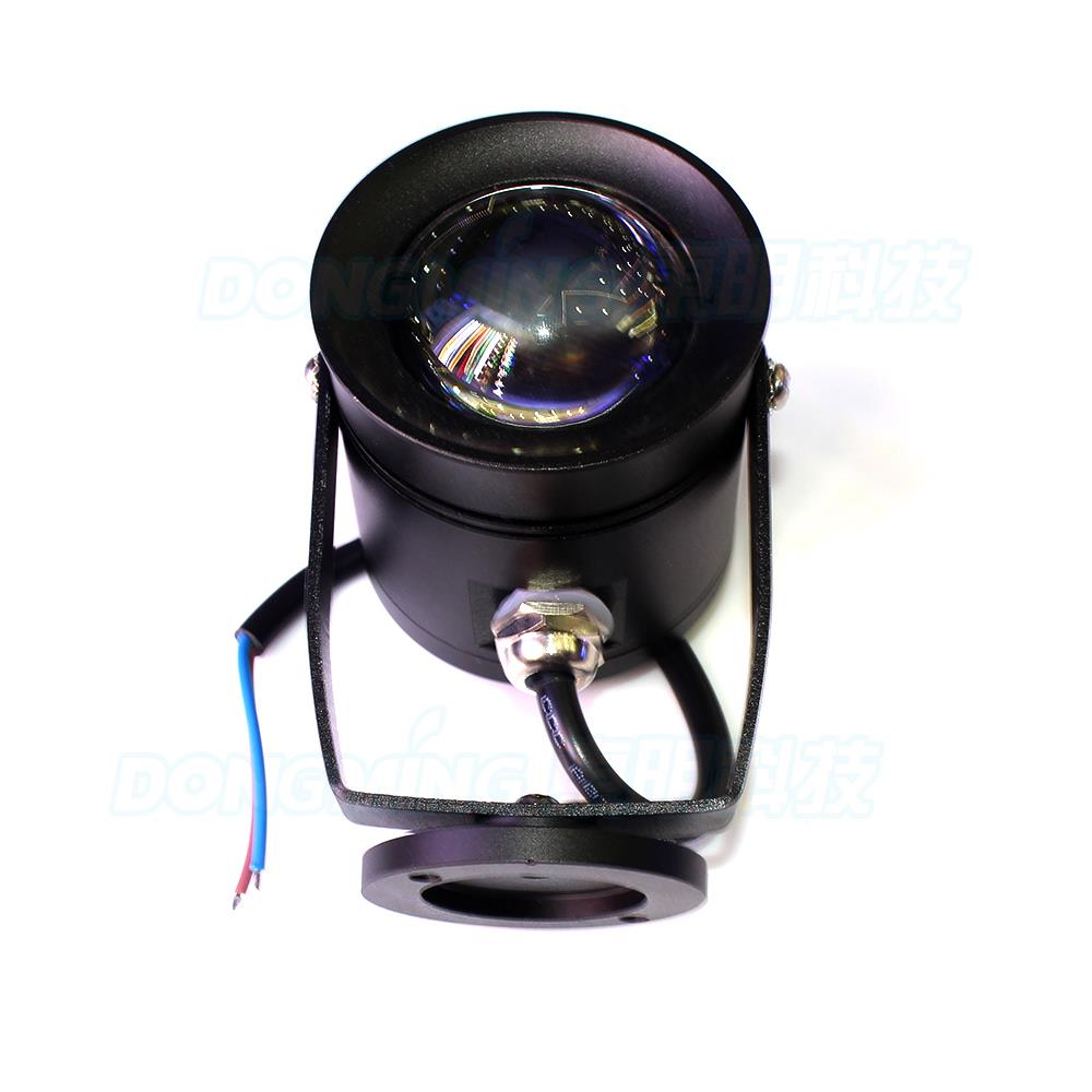 Wholesale underwater led strip IP68 outdoor pool light Convex lens cool/warm white underwater lighting aquarium AC 85-265(China (Mainland))