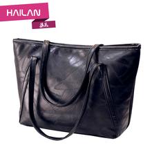 2016 New European And American Fashion Women Handbag Simple Large Capacity Retro Tote High Famous Brands Quality Bolsas Feminina