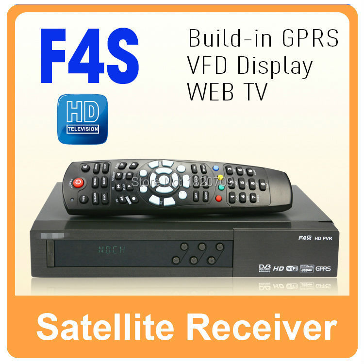 10PCS FREE SHIPPING SKYBOX F4S /Built-in GPRS/ USB WIFI/ Youtube/ Youporn(China (Mainland))