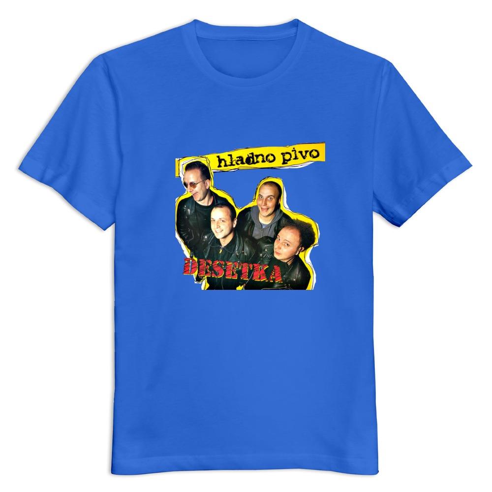 Hladno Pivo T Shirt For Men Short Sleeve Hot Topic Men