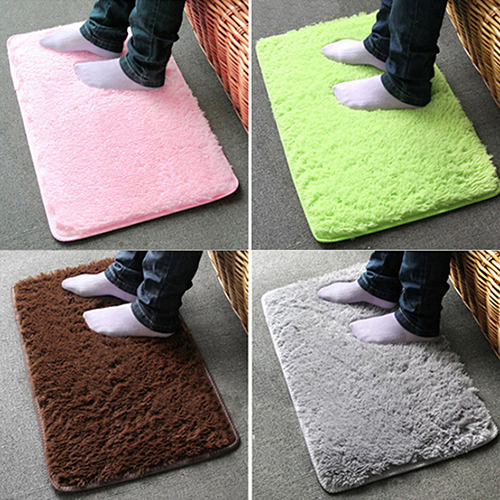 rugs anti skid shaggy area rug dining room home bedroom carpet floor