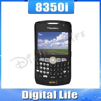 8350i Original Unlocked BlackBerry Nextel Curve IDEN 8350i Cell Phone CDMA Bluetooth---5pcs/lot