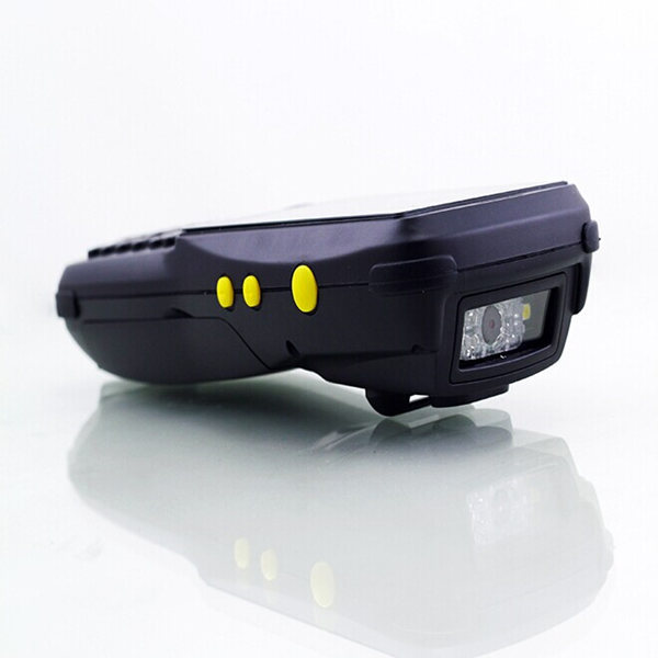 Hot selling rugged industrial NFC pos terminal android with 3G,wifi,bluetooth,GPS and free SDK(China (Mainland))