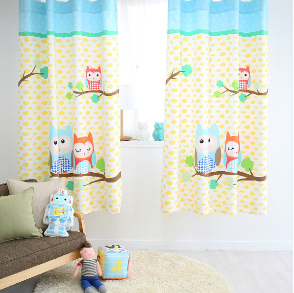 Kids Room Curtains. Room Darkening Curtains Kids. Beige Sets Of ...