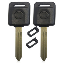 20pcs lot New Remote Ignition Transponder Key Shell For Nissan 2015 Qashqai Tiida With Uncut Blade