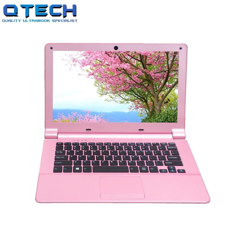 """11.6"""" Laptop Windows10 32G SSD Ultrabook Fast CPU Intel 4 Core Light Office Student Gold Pink AZERTY Spanish Russian Keyboard(China (Mainland))"""