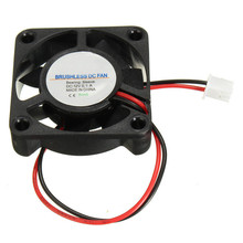 New Arrival High Quality 3D Printer DC 12V 40mm Cooling Fan Electronics Extruder For RepRap For