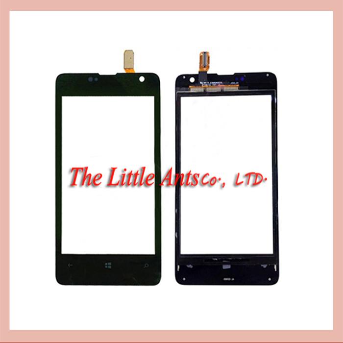 10Pcs/lot Original For Nokia Microsoft Lumia 430 N430 Touch Screen Digitizer Touch Sensor Glass Panel Free shipping