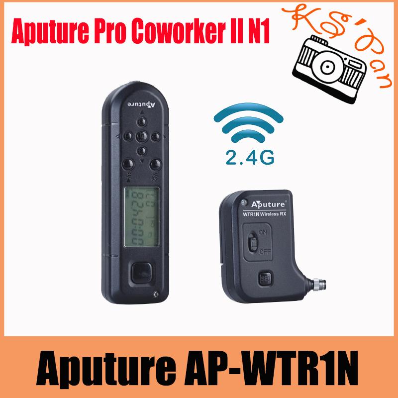 Aputure Pro Coworker II Prowork II Wireless Timer Remote Control N1 AP-WTR1N Aputure Coworker II N1(China (Mainland))