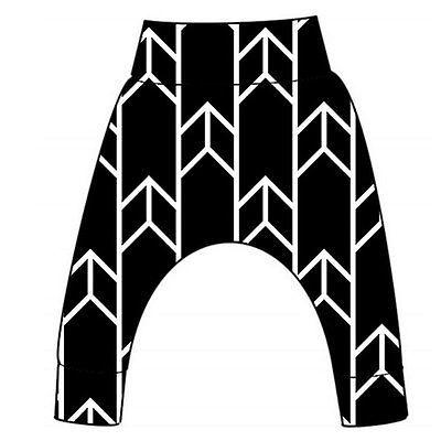 2016 новых осенью черная стрела гаремы мальчиков девушки шаровары новорожденных хлопок брюки