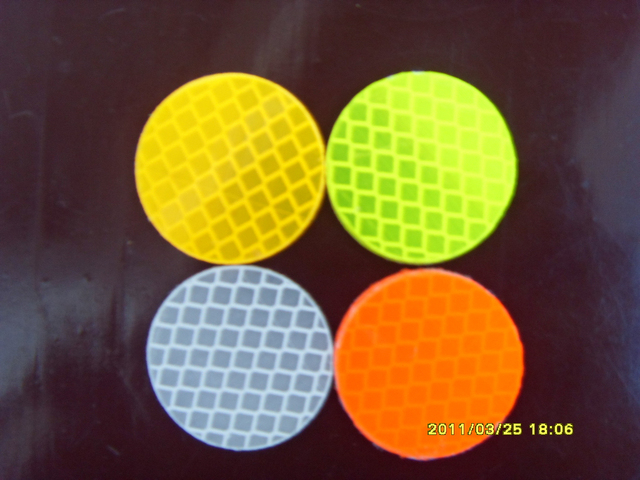 3m reflective film body stickers reflective car stickers diameter 3.3cm 2