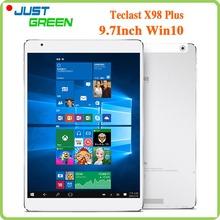 Original 9.7″ Retina 2048×1536 Teclast X98 Plus Win10 Tablet PC Cherry Trail T3 Z8300 Quad Core 4GB RAM 64GB ROM 5MP HDMI OTG