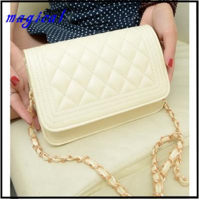 HOT!!!2015 Women's handbag vintage candy color fashion one shoulder small bag PU Leather bags women messenger bag JA028(China (Mainland))