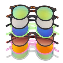 Buy Hot Sale Retro bike Glasses Vintage goggles Unisex Mirror lens Round Bike Cycling Eyewear Bicycle glasses Wholesale for $1.38 in AliExpress store