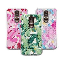 "Buy Mermaid Flamingo Painted Phone Case coque LG G2 Mini D620 D618 Case Cover Hard Plastic Funda LG G2 Mini 4.7""+Free Gift for $1.48 in AliExpress store"