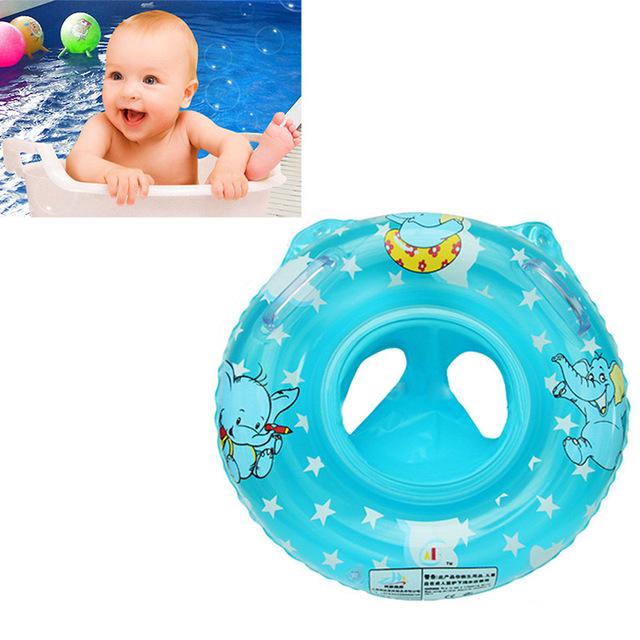 Малыш детское плавание кольцо седла детский бассейн надувной игрушки Круг Кольцо ...