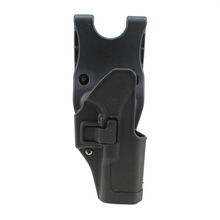 Buy Tactical Glock Holster Military Concealment Right Hand Paddle Waist Belt Pistol Gun Holster Glock 17 19 22 23 31 for $17.59 in AliExpress store