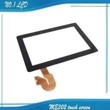 new Black 10.1 inch Digitizer Touch Screen For Asus Transformer Pad KOOC TF701T 5449N FPC-1 5235N in stock free shipping(China (Mainland))