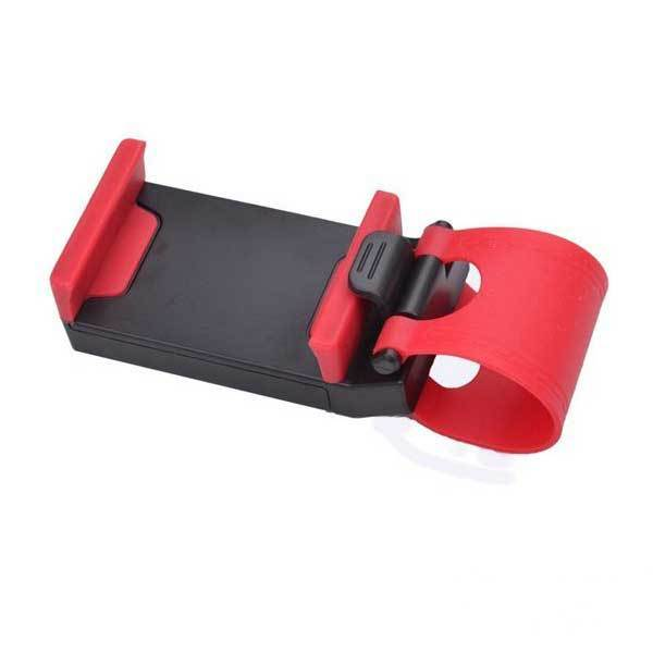 ChinaPrice H558 Car Steering Wheel 55-75mm Retractable Cellphone GPS Bracket(China (Mainland))