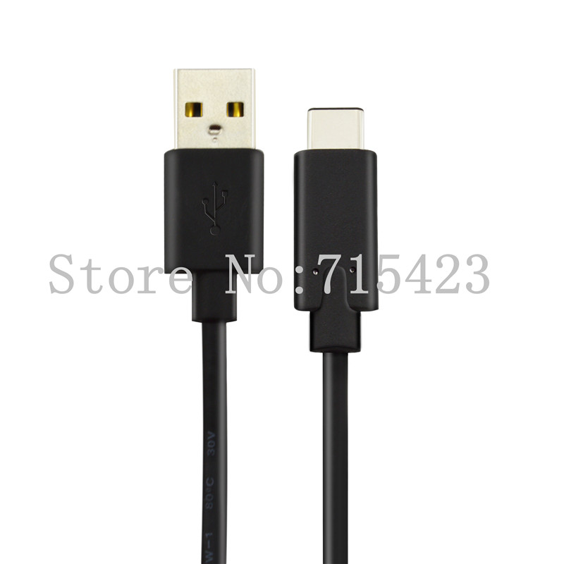 1M USB 2.0 Type A to Type C Cable USB C Cable for Samsung HTC Motorola Nokia Apple Macbook Air 12inch and Other Type-C Devices