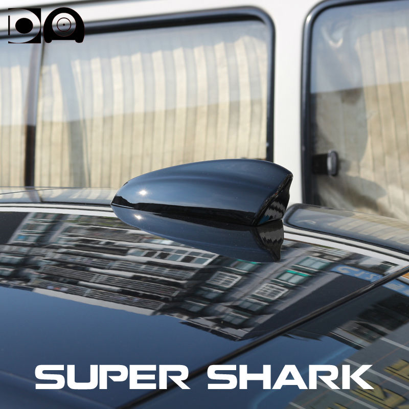 Super shark fin special car shark fin auto shark with 3m adhesive for Honda Pilot accessories(China (Mainland))