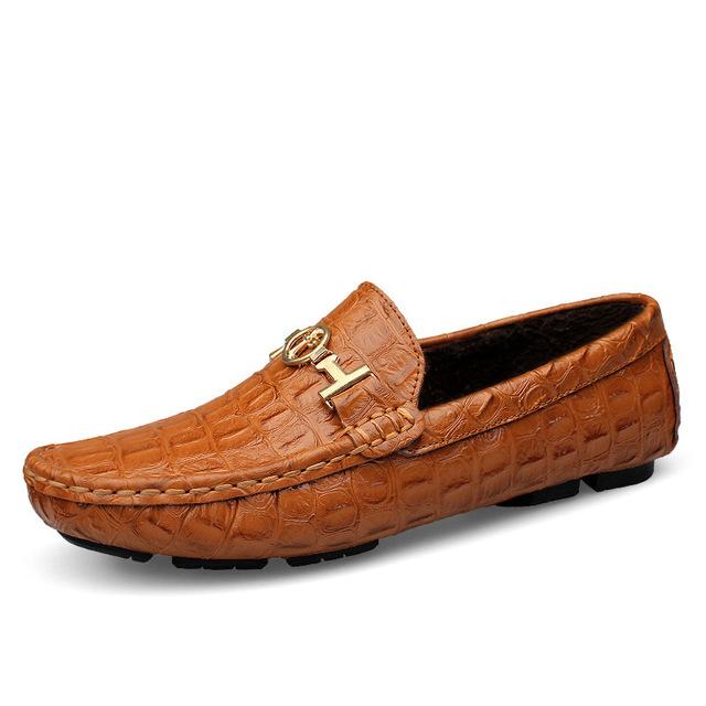 35-50 Новый Бренд Мокасины Мужчины Обувь Из Натуральной Кожи Мокасины Мужские Квартиры ...