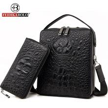 Buy Men's Crossbody Bag Men Messenger Bags Trunk Leather Handbags Luxury Brand Men Bag Shoulder Bags Designer Handbags High for $32.65 in AliExpress store