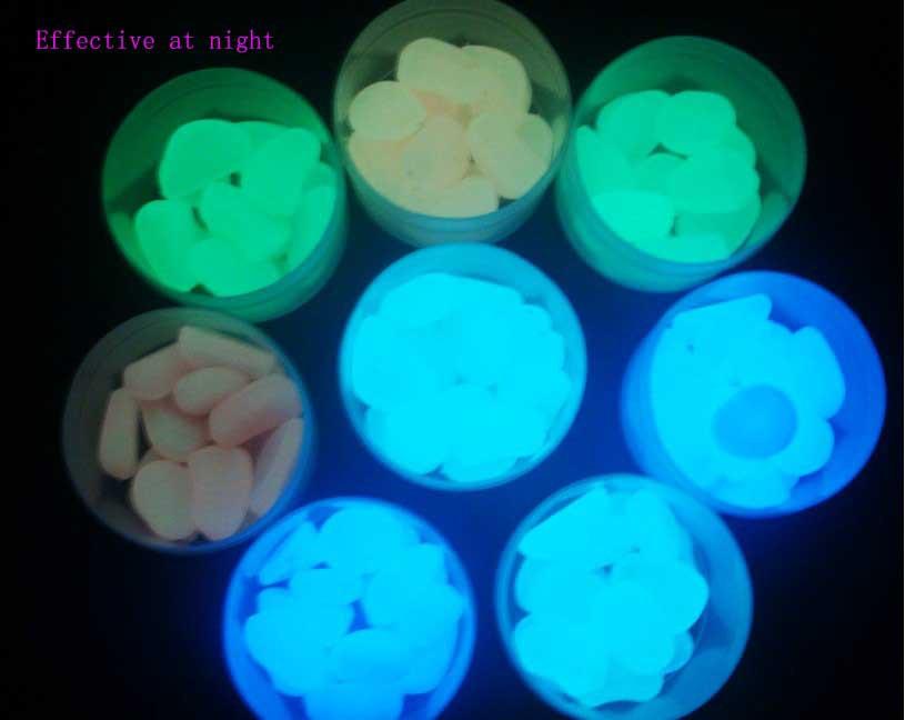 Glow In The Dark Stone Glow Pebble Glow Stone Luminous