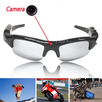 Eyewear Sunglasses Camcorder Digital Video Recorder Camera DV DVR Recorder Support TF card For Driving Outdoor Sports camera(China (Mainland))