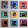 Free Shipping Handmade Oil Painting On Canvas Living Room Home Decor diamond painting Abstract Canvas Painting