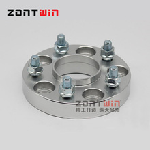 4PCS 50MM ZONTWIN Aluminum Alloy CNC forge wheel adapters spacers 5-130 84.1 suit for car Mercedes-Benz G Series  Free Shipping(China (Mainland))