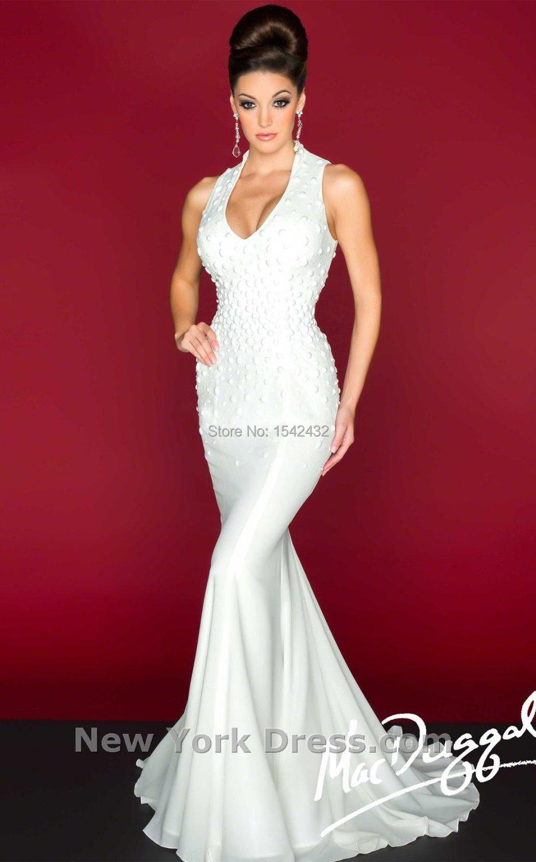 Fishtail Prom Dresses