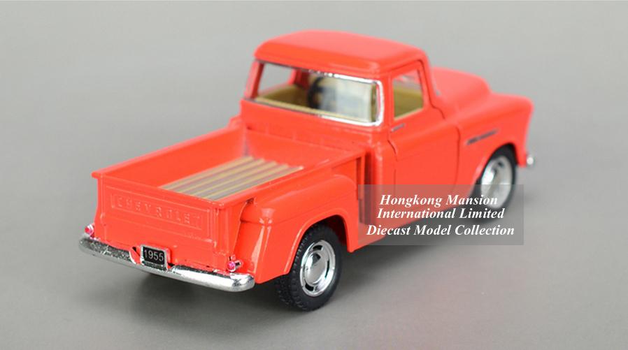 136 Car Model For 1955 Chevrolet Task Force Pickup (8)