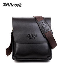 2016 New Arrival High Quality Business Men's Travel Bags Classic Casual Leather Men Messenger Bags Fashion Crossbody Bag DB5394(China (Mainland))