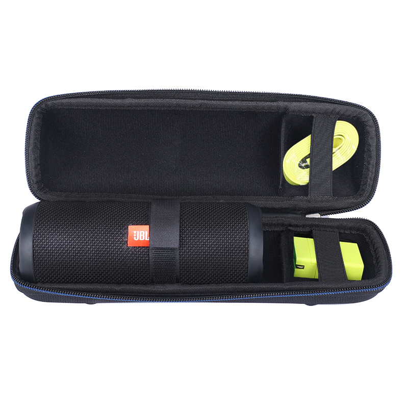 Russia Travel Carrying Protective Carry Cover Bag For JBL Flip4 Flip 4 Wireless Bluetooth Speaker Extra Space for Plug & Cables