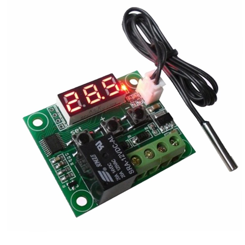 DC-12V-heat-cool-temp-thermostat-switch-temperature-controller-Miniature-thermostat-temperature-control-switch-panel