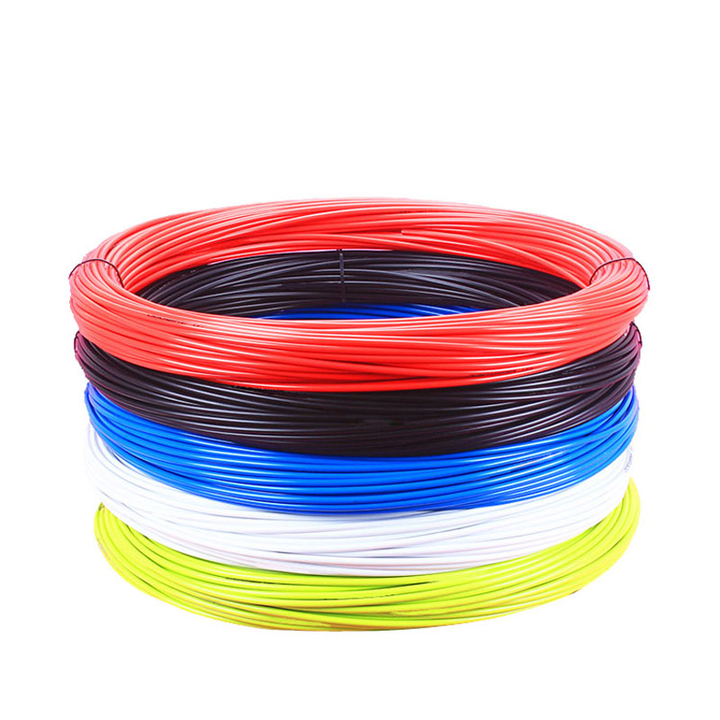 Road Bike/MTBJagwire bicycles brake cable line/gear shift bike brake cable sets,black/white/green/blue/yellow/orange/red color(China (Mainland))
